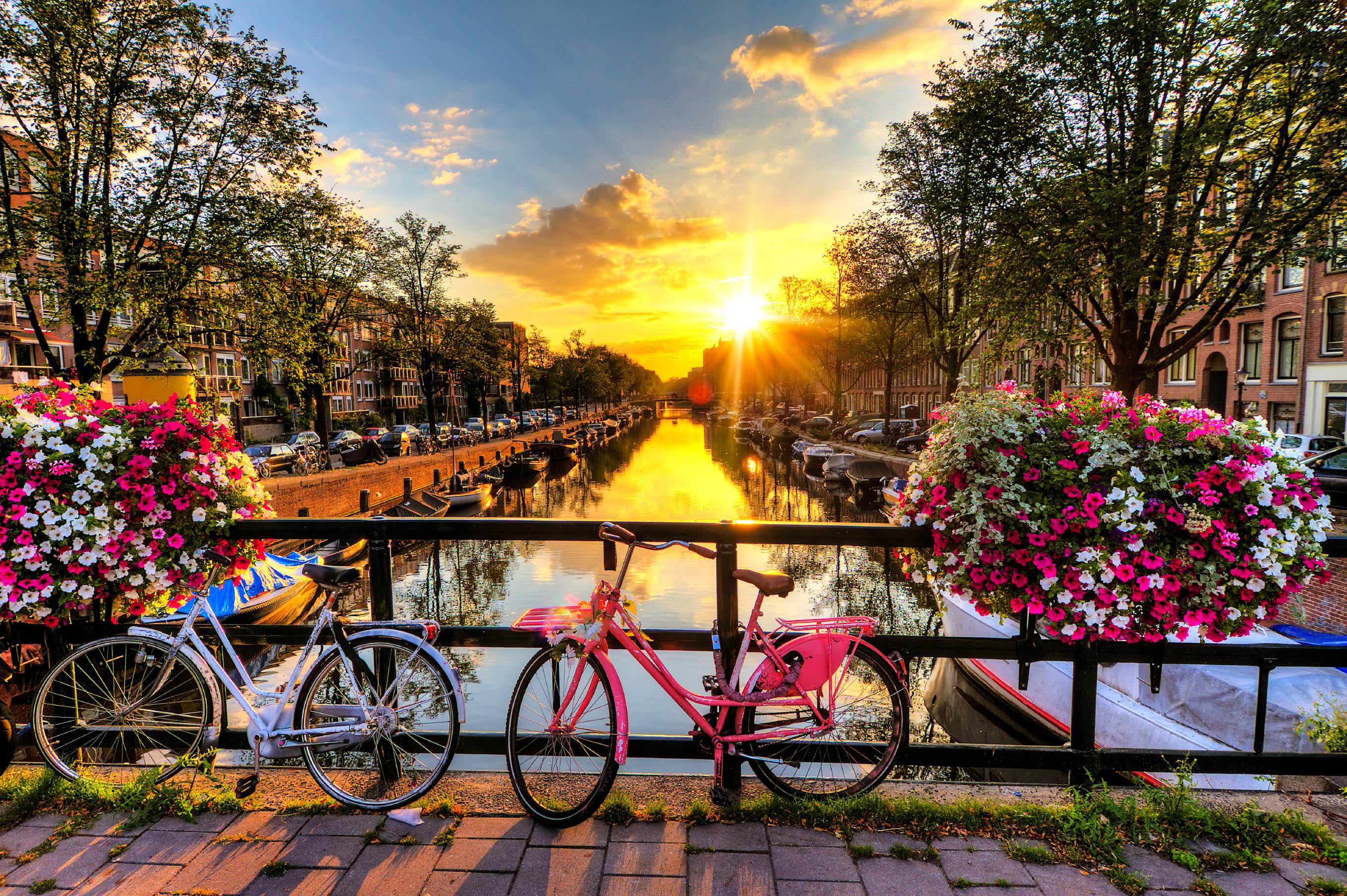 екскурзия до Амстердам